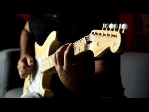 Fender Stratocaster Richie Kotzen signature