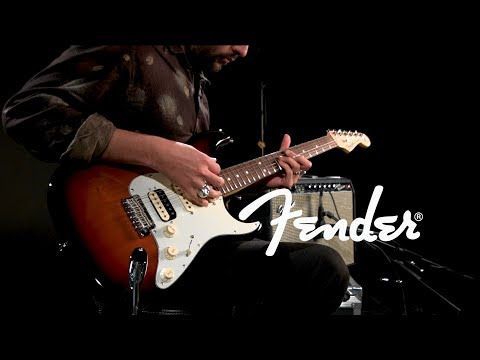 Fender American Professional Stratocaster | Demonstration