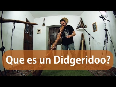 1 - Que es un Didgeridoo?