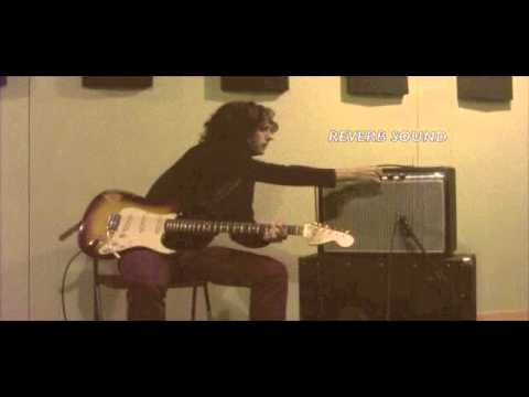 Demo Fender 68 Princeton Custom Reverb
