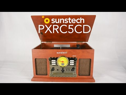 Sunstech PXRC5CD