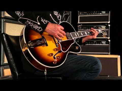 Gibson Custom Shop L-5 CES • SN: 10225003