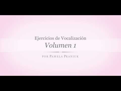 Ejercicios de Vocalización - Volumen 1
