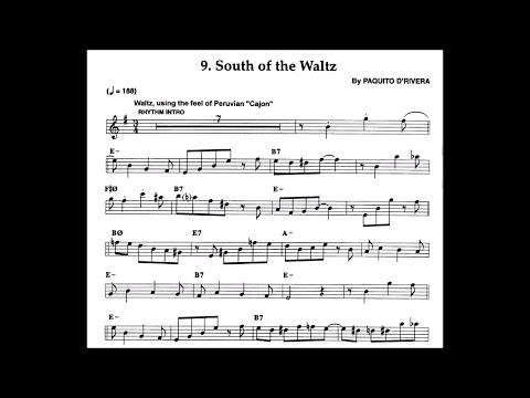 Vals Venezolano by Paquito D'Rivera (Iván Villar Sanz)