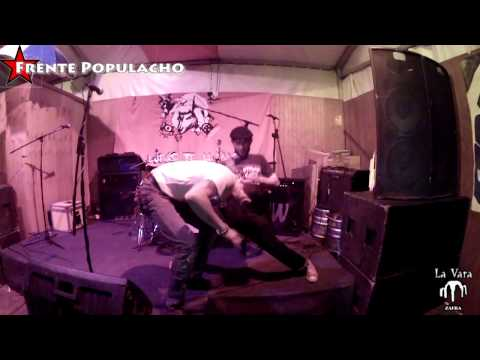 TEKILA - AMAZING ROCK SWING DANCER - FRENTE POPULACHO SWING - FLIPANTE