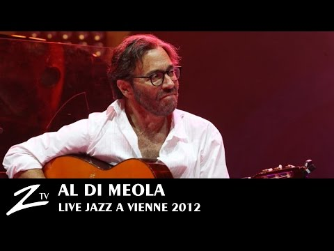 Al Di Meola - Full Frontal Contrapuntal, Turquoise - LIVE HD