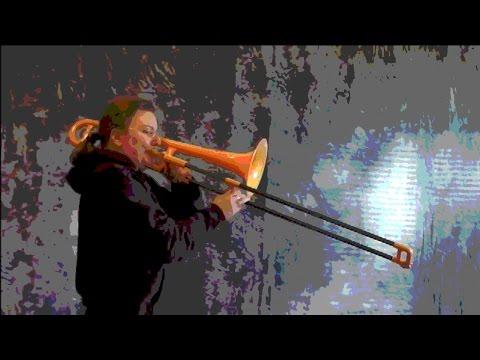 pBone Trombone Demonstration