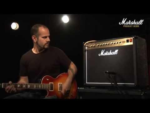 Marshall - DSL40C Demostración de producto.