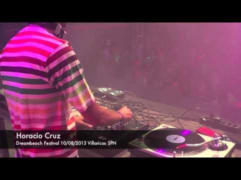 Videoset Horacio Cruz @ Dreambeach Festival (Villaricos/ES) - 10/08/2013