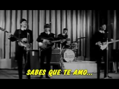 The Beatles - Love Me Do Subtitulada en español