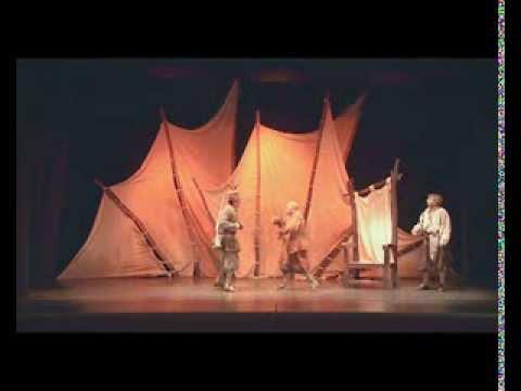 """""""Barataria"""" de Teatro de Papel"""