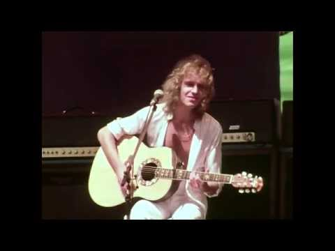 Peter Frampton - Baby, I Love Your Way - 7/2/1977 - Oakland Coliseum Stadium (Official)