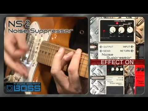 NS-2 Noise Suppressor [BOSS Sound Check]