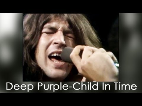Deep Purple - Child In Time - Live (1970)