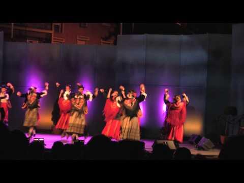 Rondeña de Castilblanco (Coros y Danzas Extremadura de Badajoz) - XXXIV FFIE