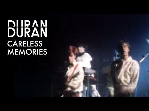 Duran Duran - Careless Memories (Official Music Video)