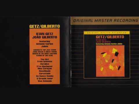 Stan Getz & Joao Gilberto - So Danco Samba