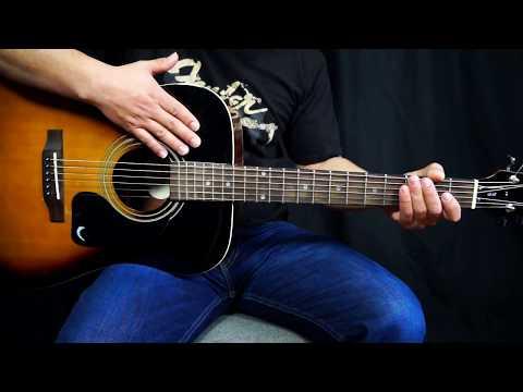 Analizando La Guitarra Epiphone DR 100