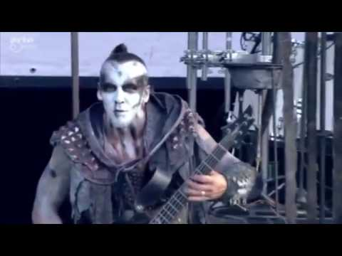 Behemoth Live [HD] 2014 - Christians To The Lions
