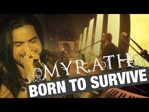 "Myrath ""Born To Survive"" (Live) - Official Video - New album ""Shehili"" OUT NOW"