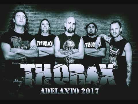 THORAX THRASH - ADELANTO 2DO DISCO (2017) - THRASH METAL ARGENTINO