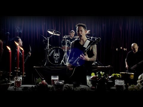 Trivium - The Sin And The Sentence [OFFICIAL VIDEO]