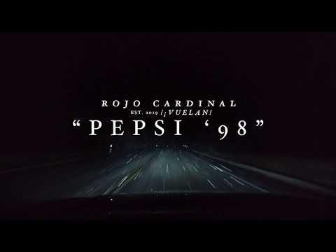 Rojo Cardinal - PEPSI '98 (Official Lyric Video)