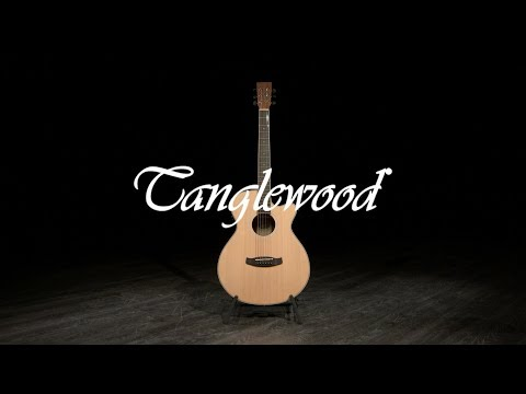 Tanglewood DBT SFCE BW Discovery Super Folk Acoustic | Gear4music demo