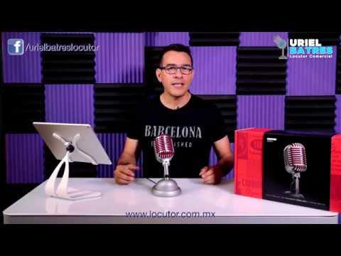 Microfono Shure 55 edicion limitada, el micrófono más famoso del mundo