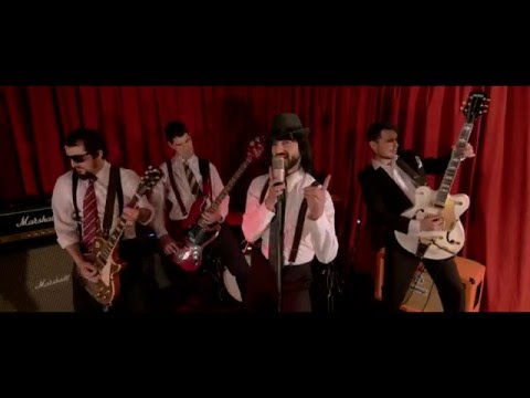 "THE BUZZOS ""Glory Days"" (Videoclip)"