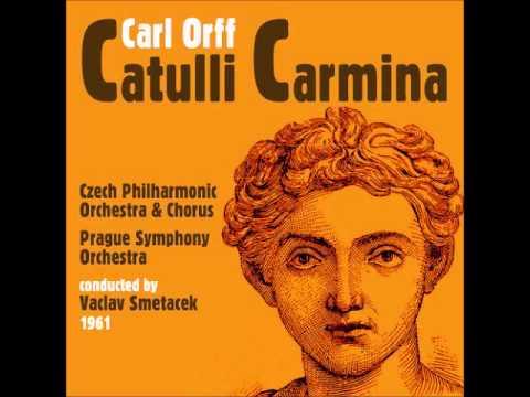 Carl Orff - Catulli Carmina : Praelusio
