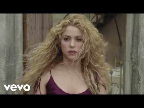 Shakira - Nada (Official Video)