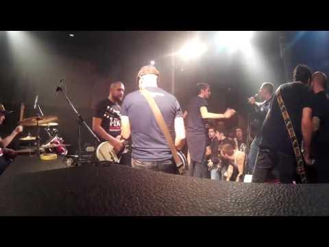 Bisonte 1312 No Hay Futuro No Hay Esperanza,14/01/2017 Riot Fest Barcelona