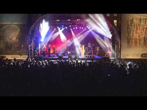 """""""Topo"""" live in Plaça Catalunya- Alma Afrobeat Ensemble"""