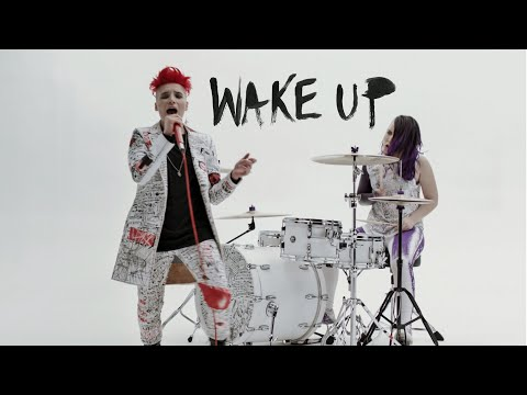 Frank's White Canvas - Wake Up [Official Video]