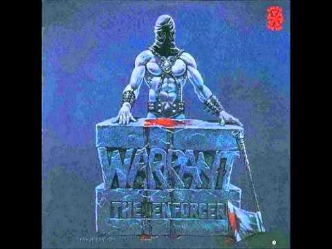 "Warrant ""The Enforcer"" Album: The Enforcer"