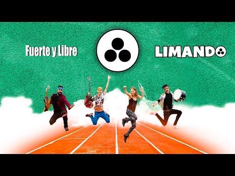 LIMANDO - Fuerte y libre (Lyric Video)