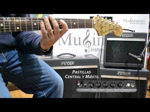 Fender Bassbreaker 007 Combo w/Strat