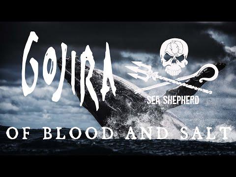 Gojira - Of Blood And Salt (feat. Devin Townsend & Fredrik Thordendal) (LYRIC VIDEO)