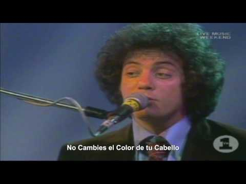 Billy Joel - Just The Way You Are (Live) (Subtitulado)