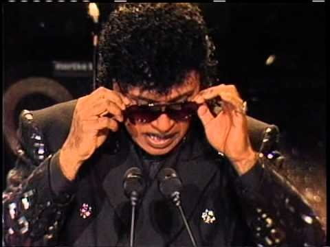 Little Richard Inducts Otis Redding into the Rock & Roll Hall of Fame