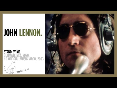 Stand By Me - John Lennon (official music video HD)