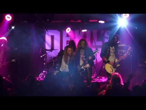 Devils Gun - Alligator Fuckhouse ( Live @ Ice Rock Festival 2017 )