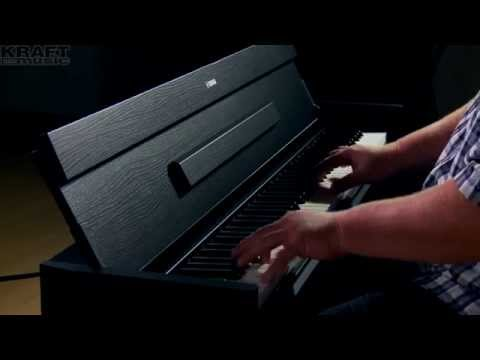 Yamaha Arius YDP-S52 Digital Piano Performance with Adam Berzowski