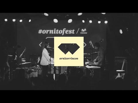 Mitad Raül Fernández Refree Mitad Rosalía #ornitofest 2015