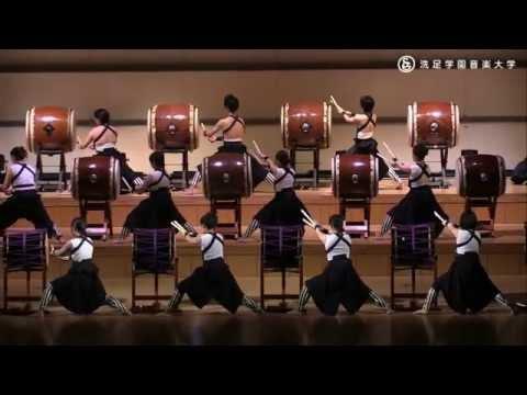 林英哲 / 海の豊饒(和太鼓アンサンブル)  Eitetsu Hayashi // Fertility of the Sea (Taiko)