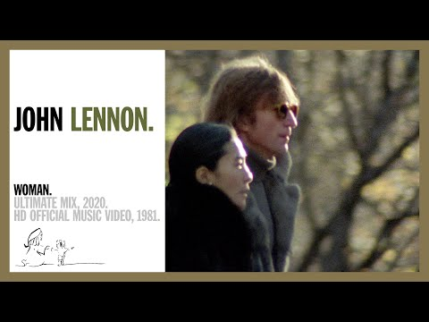 Woman - John Lennon (official music video HD)