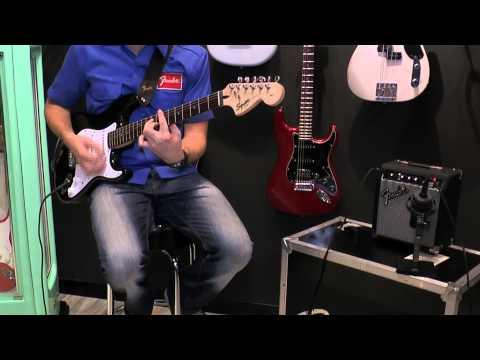 Affinity Series Strat con Fender Frontman 10G