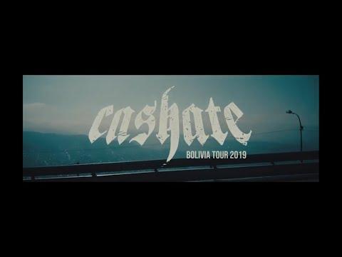 CASHATE Bolivia Tour 2019 junto a Malòn