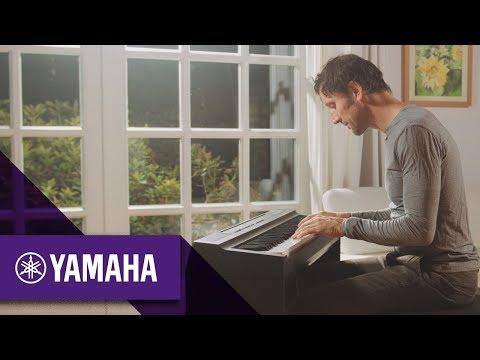 P-121, el piano digital más compacto de Yamaha | Yamaha Music